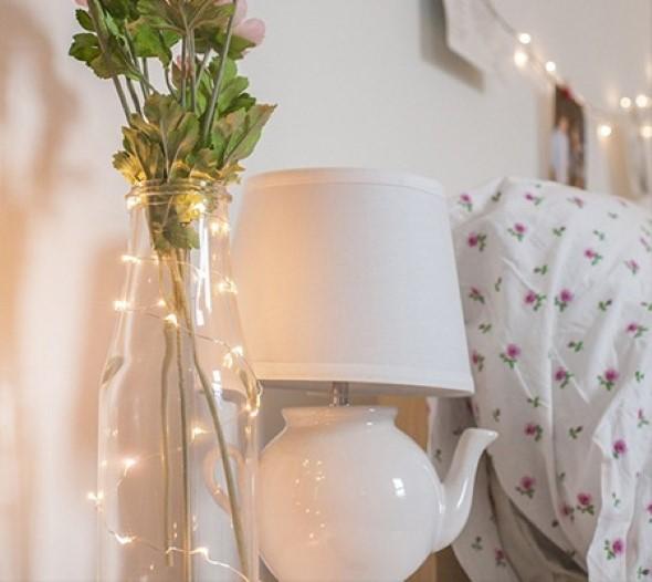 Luzes de Natal na decoração o ano inteiro 015