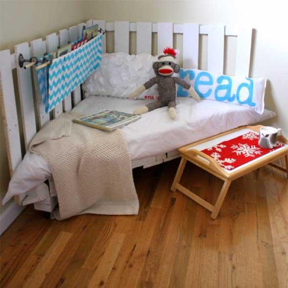 Projetos para crianças com paletes de madeira 007