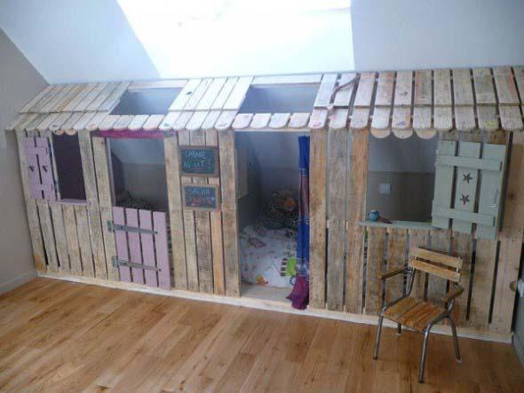 Projetos para crianças com paletes de madeira 015