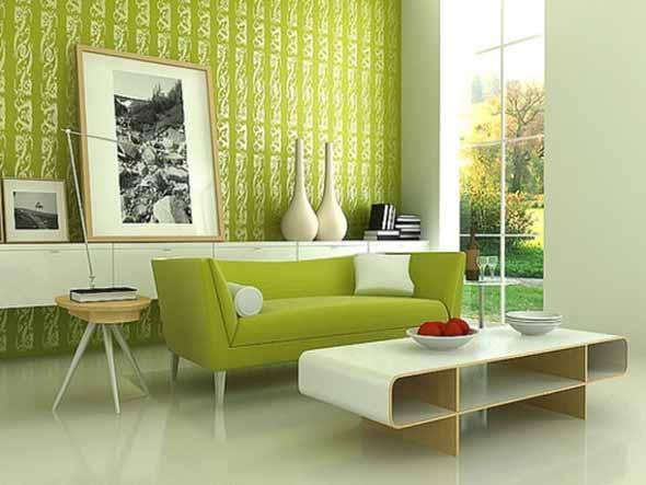 Verde na decoração 002