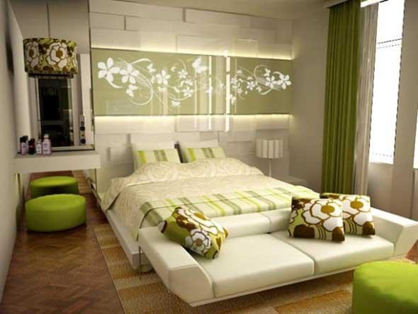 Verde na decoração 006