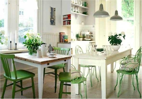 Verde na decoração 007
