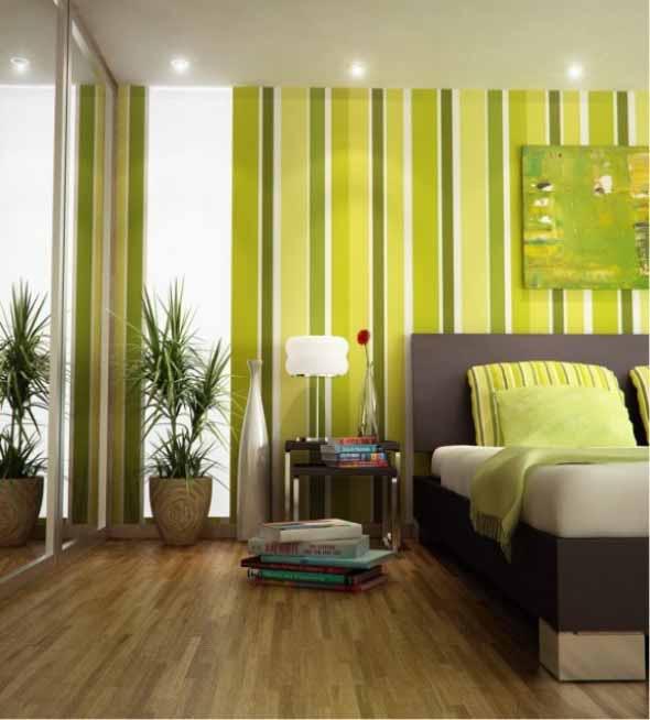 Verde na decoração 019