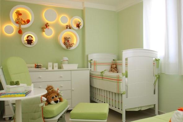 Verde na decoração 022