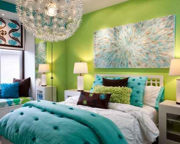 Verde na decoração 023
