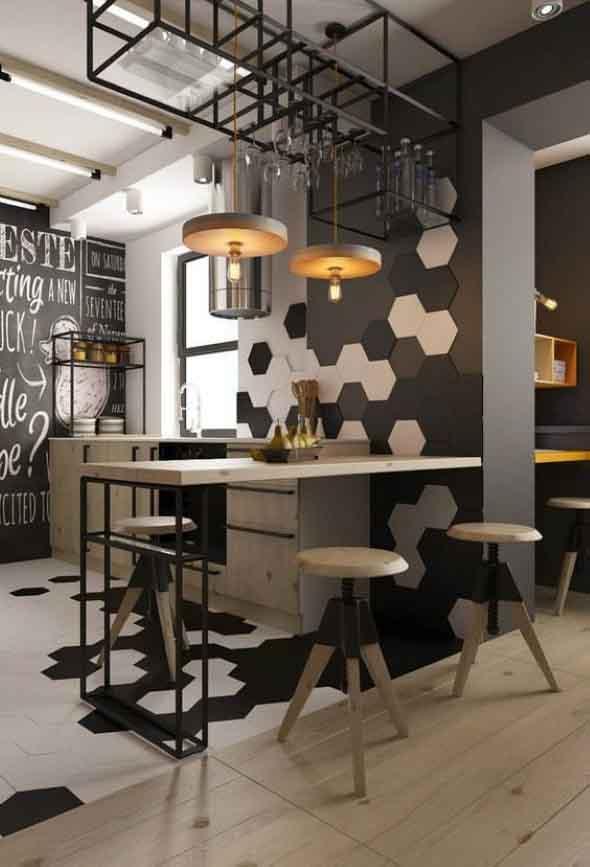 Cozinha futurista 001
