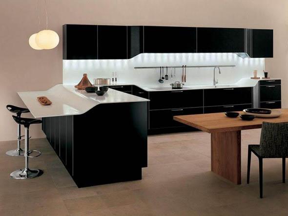 Cozinha futurista 007