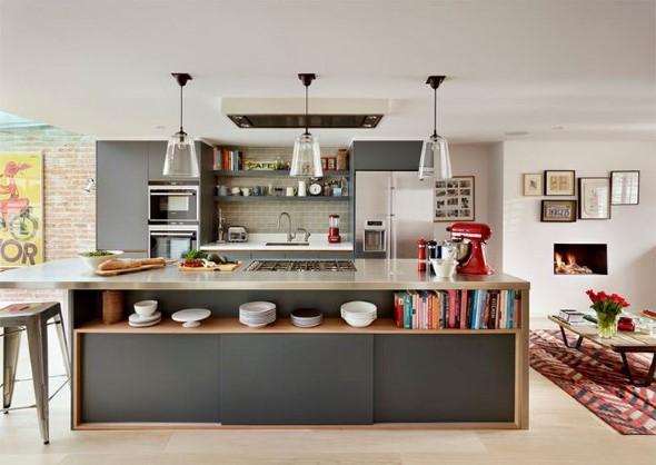 Cozinha futurista 008