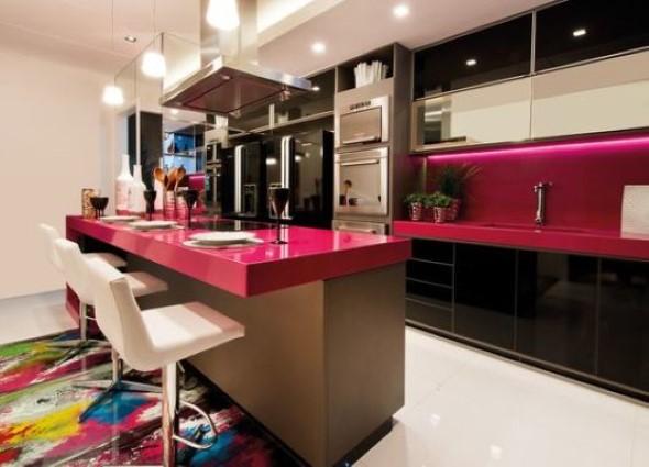 Cozinha futurista 010