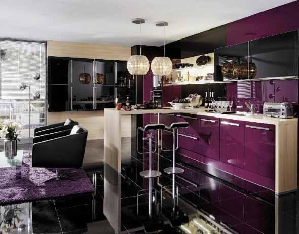 Cozinha futurista 012