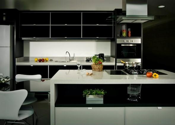 Cozinha futurista 013