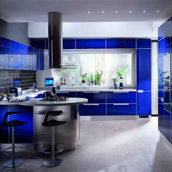 Cozinha futurista 017