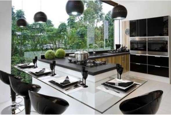 Cozinha futurista 018