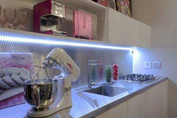 Cozinha futurista 020