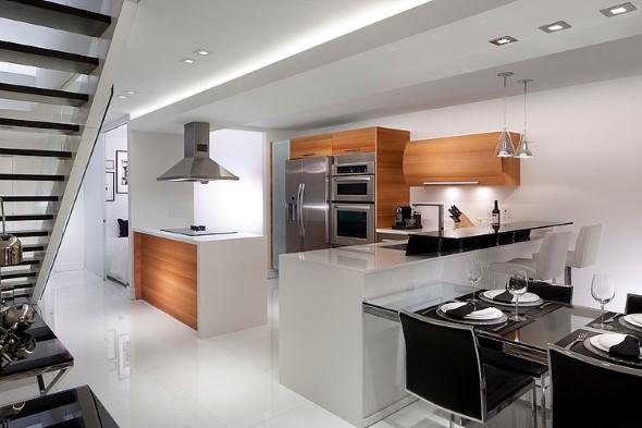 Cozinha futurista 024