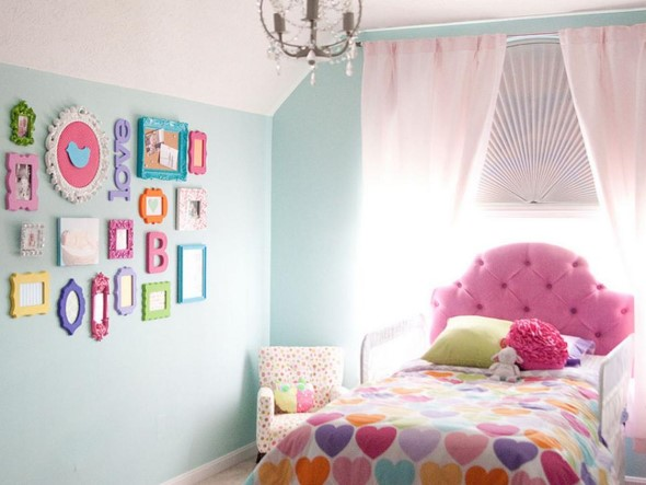 Ideias de decoração com paredes de molduras 013