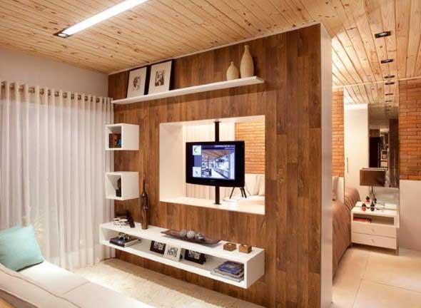 Painel de TV para sala de estar 015