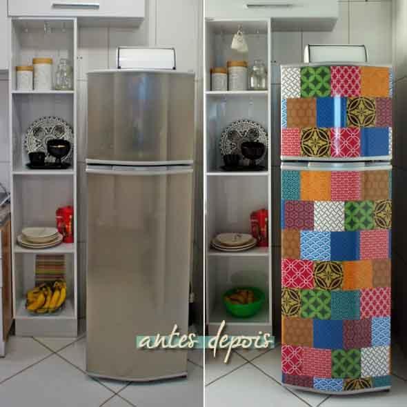 Decore sua cozinha com adesivos 010