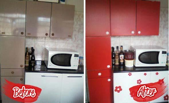 Decore sua cozinha com adesivos 016