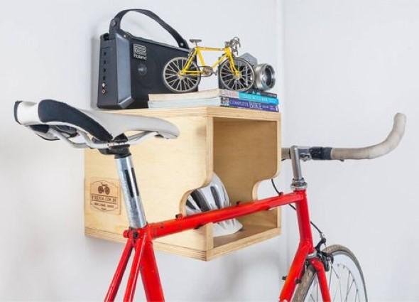 Bicicleta em casa 006