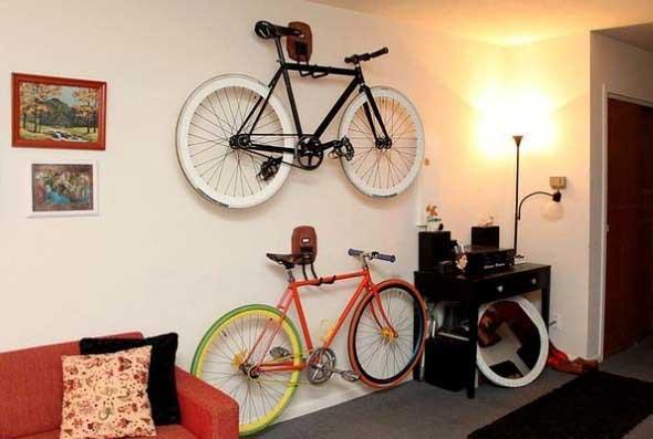 Bicicleta em casa 008