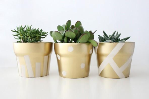 DIY - Como pintar vasos de cerâmica 014