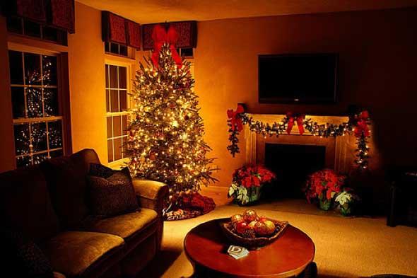 Dicas para enfeitar a lareira para o Natal 015