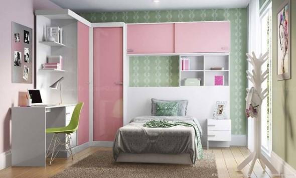 Inspire-se decorando a casa com tons de rosa 009