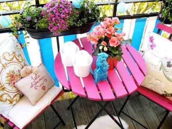 Inspire-se decorando a casa com tons de rosa 023