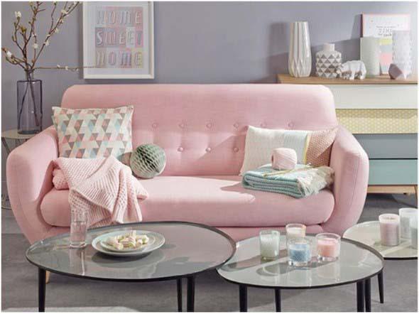 Inspire-se decorando a casa com tons de rosa 024