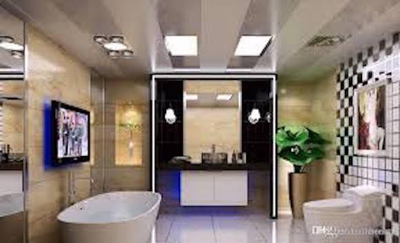 lampada banheiro