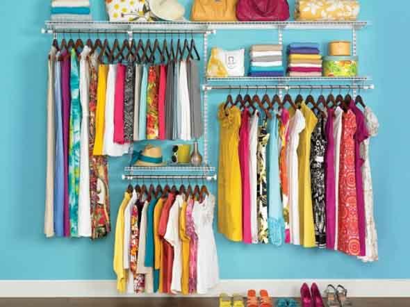 DIY - Faça você mesmo seu closet 001
