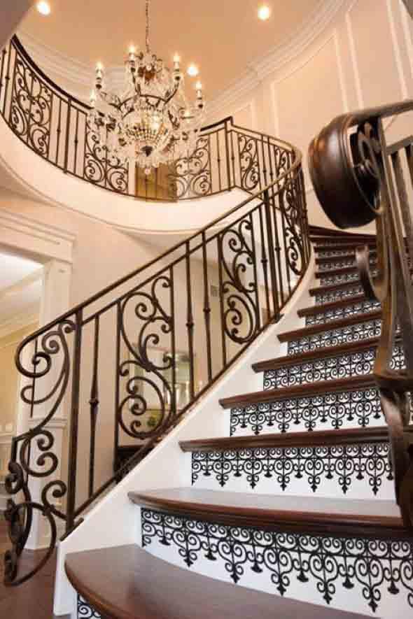 Personalizar degraus da escada 002