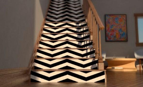 Personalizar degraus da escada 008