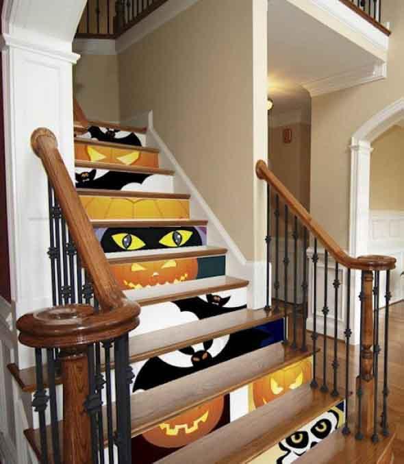 Personalizar degraus da escada 009