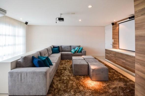 Sofá grande para sala de estar 021