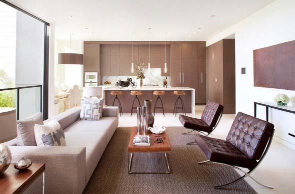 Sofá grande para sala de estar 022