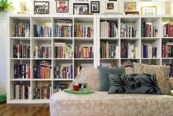 Como ter uma biblioteca em casa 004