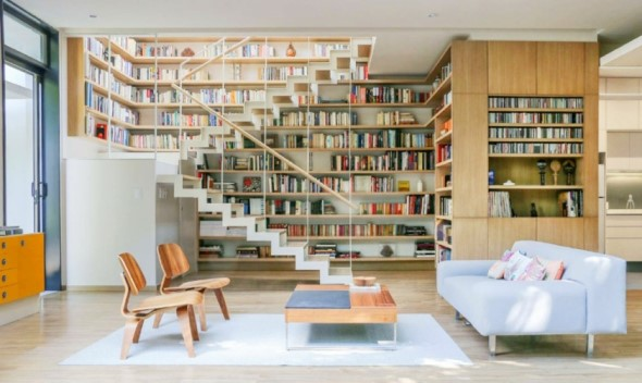Como ter uma biblioteca em casa 010