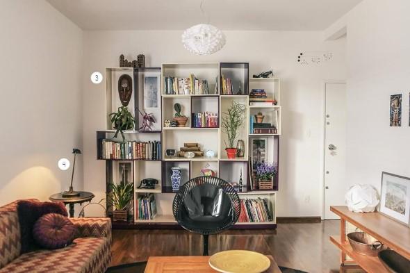 Como ter uma biblioteca em casa 012