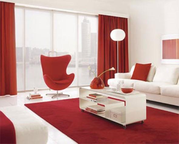 Dicas para usar vermelho na decoração 013