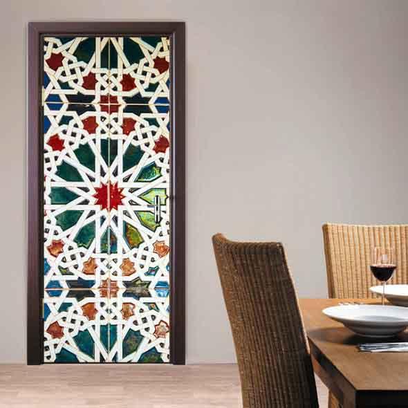 Mosaico na decoração de casa 013