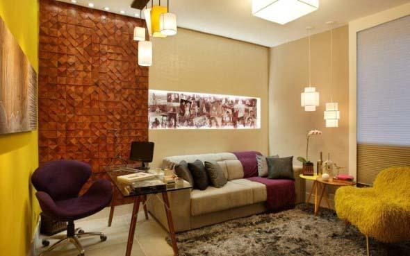 Mosaico na decoração de casa 021