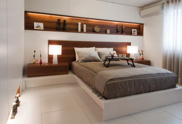 Nicho atrás da cama 001