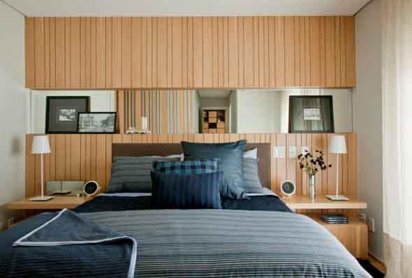 Nicho atrás da cama 012