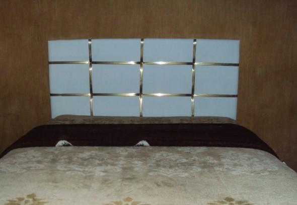 Painel para cabeceira de cama 001