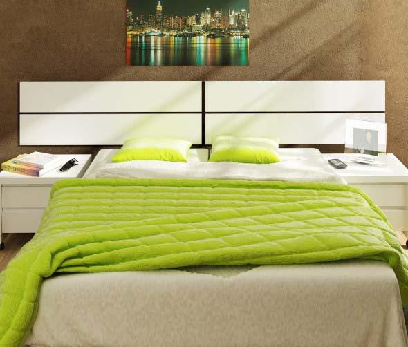 Painel para cabeceira de cama 009