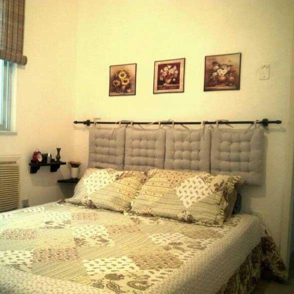 Painel para cabeceira de cama 016