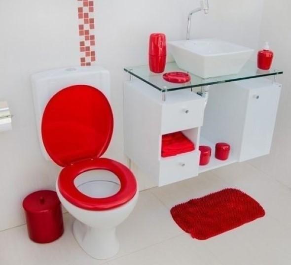 Banheiros coloridos 010
