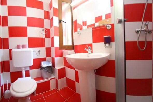 Banheiros coloridos 012